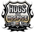 Volunteer for Hogs for Hospice